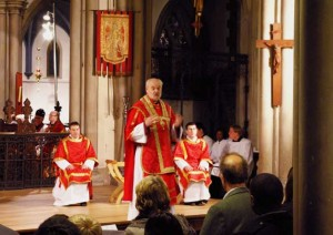 Bishop preaching 3