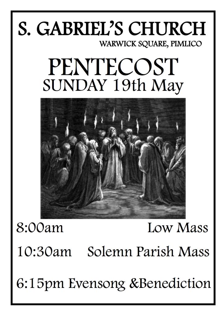 Pentecost Sunday PNG