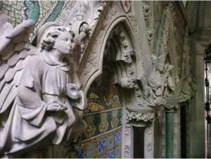 Lady Chapel mosaic